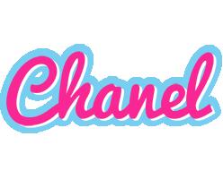 Chanel popstar logo