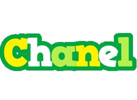 Chanel soccer logo