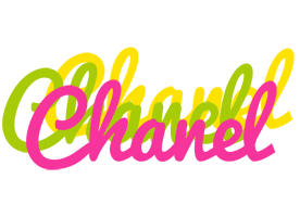 Chanel sweets logo
