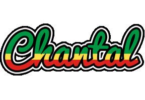 Chantal african logo