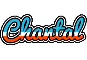 Chantal america logo