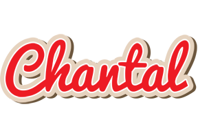 Chantal chocolate logo
