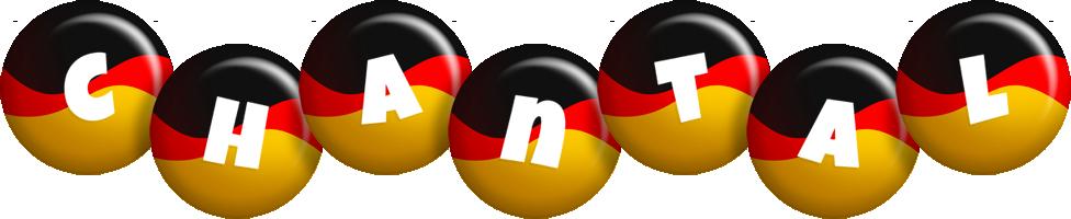 Chantal german logo