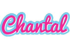 Chantal popstar logo