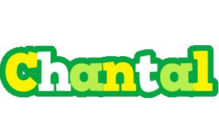 Chantal soccer logo