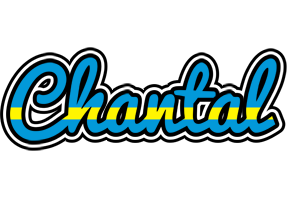 Chantal sweden logo