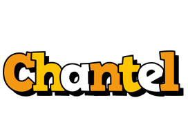 Chantel cartoon logo
