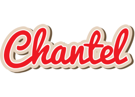 Chantel chocolate logo