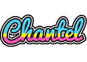 Chantel circus logo