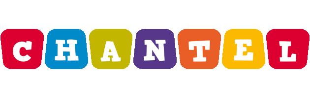 Chantel daycare logo