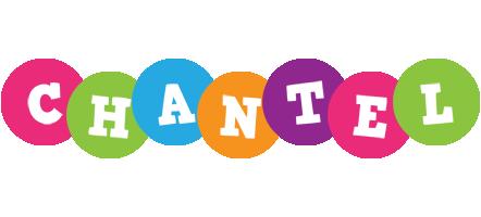 Chantel friends logo