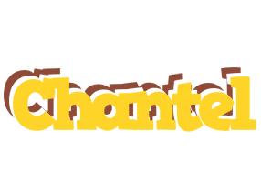 Chantel hotcup logo