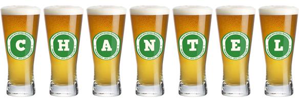 Chantel lager logo