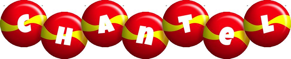 Chantel spain logo