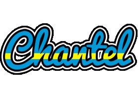 Chantel sweden logo