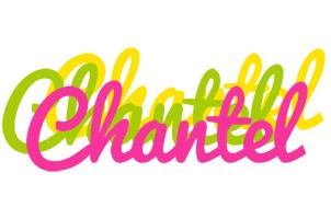 Chantel sweets logo
