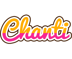 Chanti smoothie logo