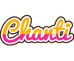 Chanti smoothie logo