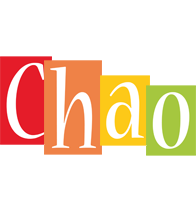 Chao colors logo