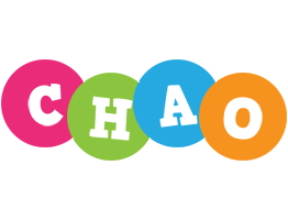 Chao friends logo
