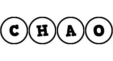 Chao handy logo