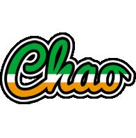 Chao ireland logo