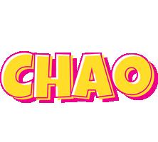 Chao kaboom logo
