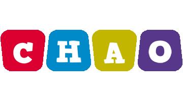 Chao kiddo logo