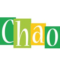 Chao lemonade logo