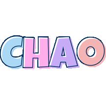 Chao pastel logo