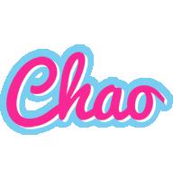 Chao popstar logo