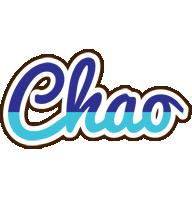 Chao raining logo
