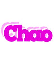 Chao rumba logo