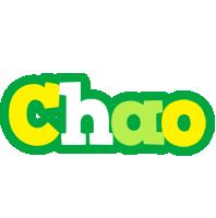 Chao soccer logo
