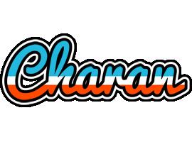 Charan america logo