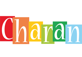 Charan colors logo