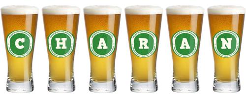 Charan lager logo