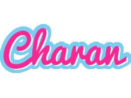 Charan popstar logo