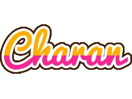 Charan smoothie logo