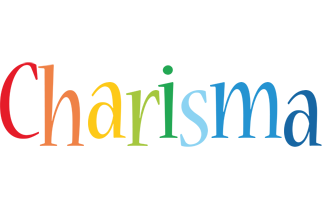 Charisma birthday logo
