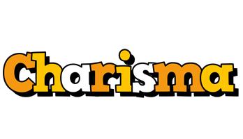 Charisma cartoon logo