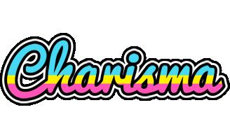 Charisma circus logo