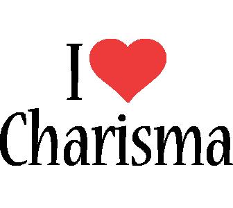 Charisma i-love logo