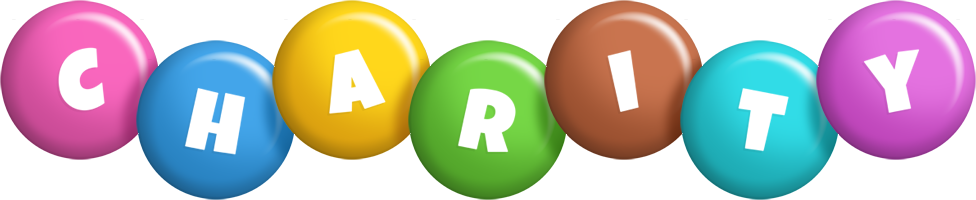 Charity candy logo