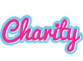 Charity popstar logo