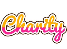 Charity smoothie logo