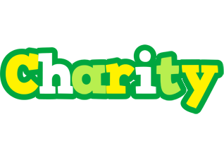 Charity soccer logo