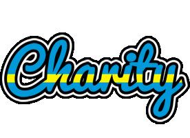 Charity sweden logo