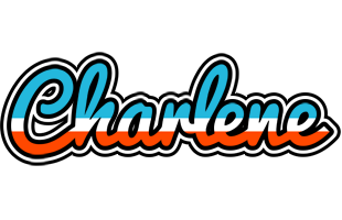 Charlene america logo