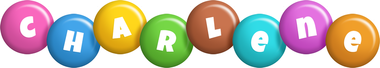 Charlene candy logo